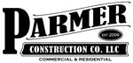 Parmer Construction Logo